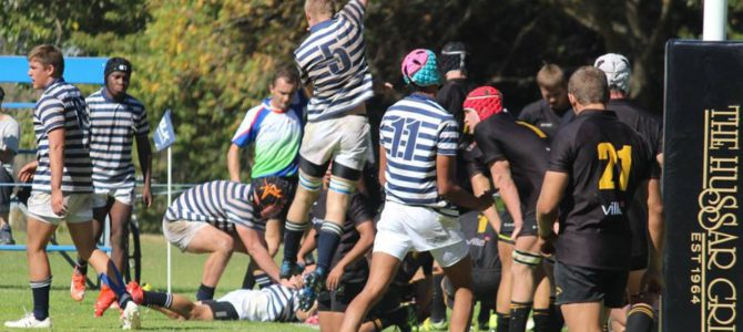 SACS IN SEE-SAW WIN OVER LANDBOU