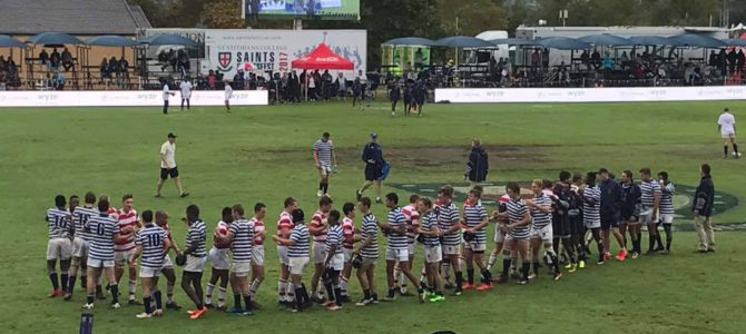 SACS Rugby Tour's Result Summary