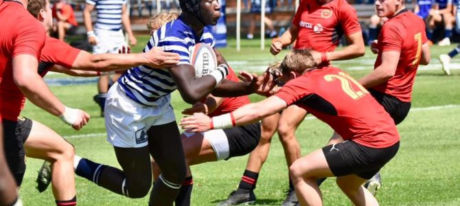 SACS Results at the St Stithians Festival